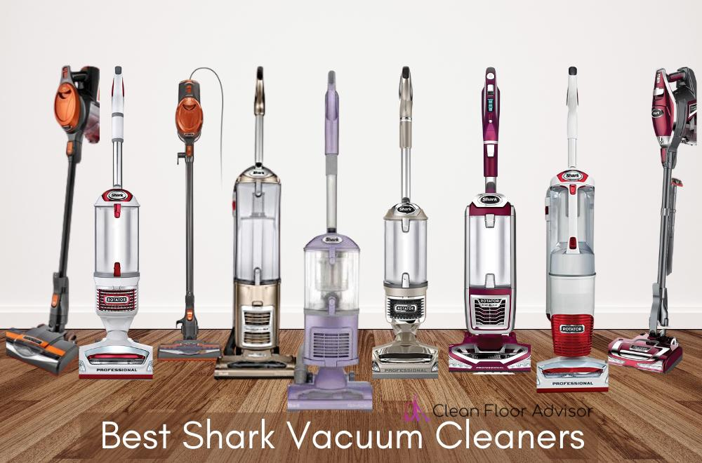 Our Best Handpicked Shark Vacuum Cleaners