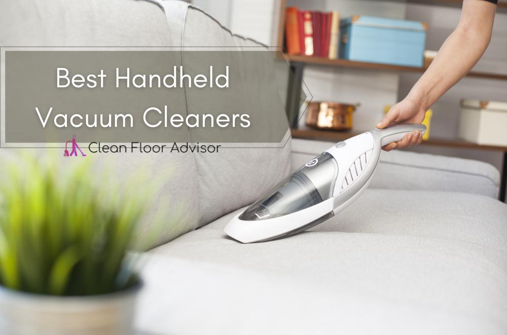 Finding Best Handheld Vacuum